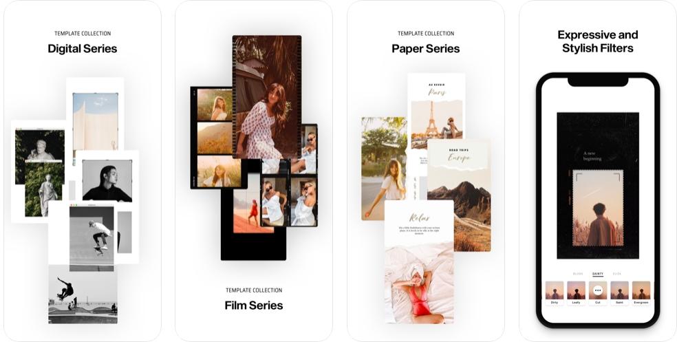 2020 05 12 01 05 12 Window - تطبيق Starlight لإنشاء حالات و Stories بشكل احترافي