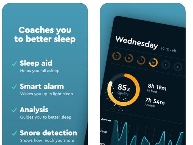 2020 05 12 01 21 52 Window - تطبيق Sleep Cycle لتحسين جودة النوم مع منبه ذكي