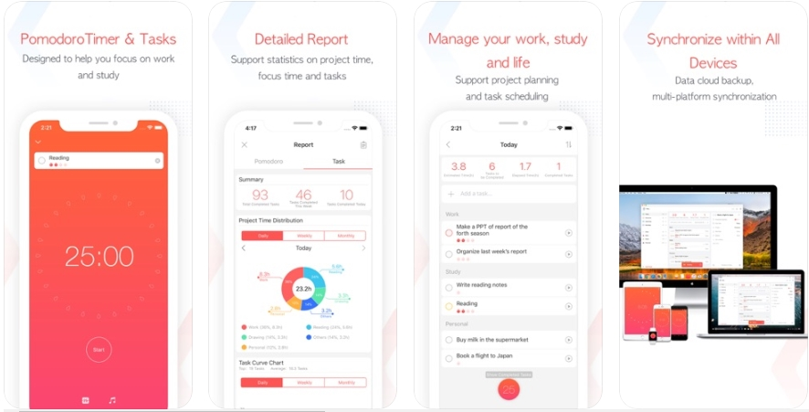 2020 05 13 01 32 12 Window - تطبيق Focus to do - أحد أفضل التطبيقات التي تساعدك في إنجاز المهام