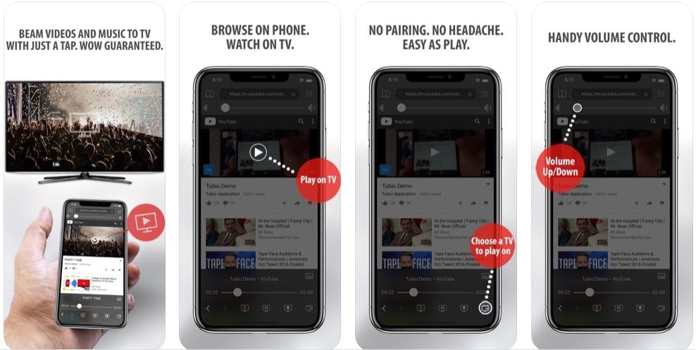 2020 05 30 18 20 19 Window - تطبيق Tubio يستطيع بث أي فيديو من شاشة الجوال إلى التلفاز
