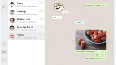 صورة تطبيق Messenger for WhatsApp iPad يجلب الواتساب إلى تابلت الآيباد