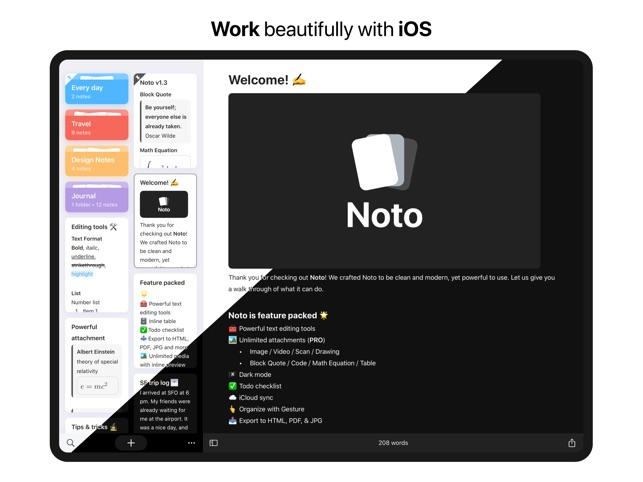 643x0w 1 - تطبيق Noto - أحد أفضل التطبيقات في تدوين الملاحظات وعمل القوائم