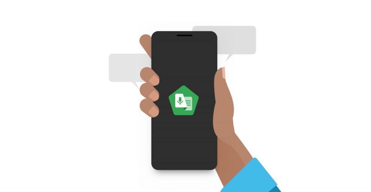 Live Transcribe 1536x797 1 - Live Transcribe: تطبيق جوجل لتحويل المحادثات إلى نص على الفور