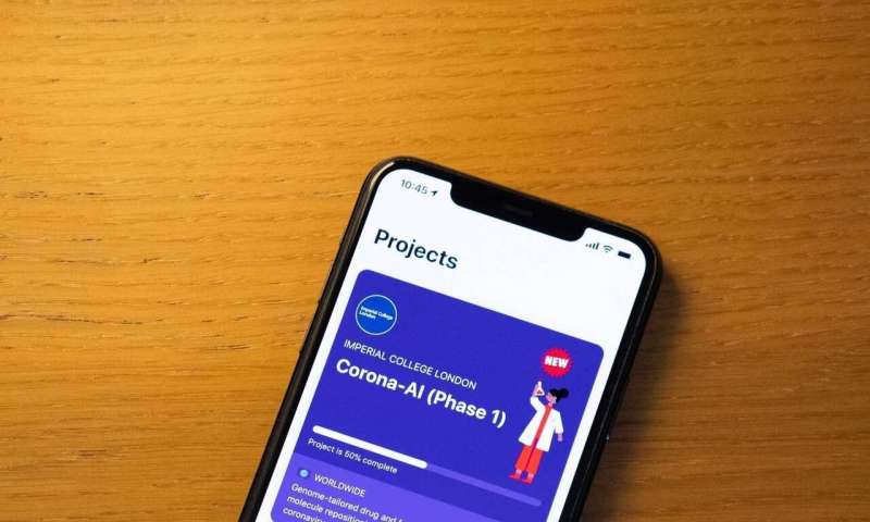 newcovid19pr - تطبيق DreamLab يستخدم قوة الهاتف في مكافحة فيروس كورونا