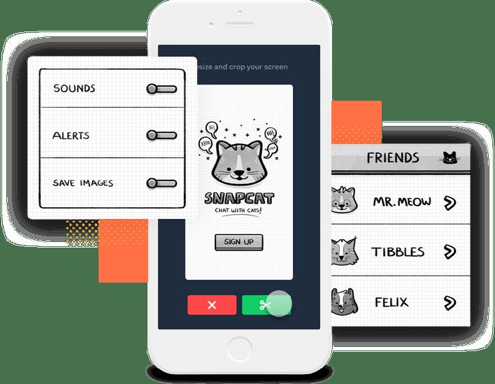 iphone sketches@2x b5f4c85c1efb13ab17ee4c47e7644fe5 40ab8 - تطبيق POP لعمل تصاميم للتطبيقات وواجهات المستخدم