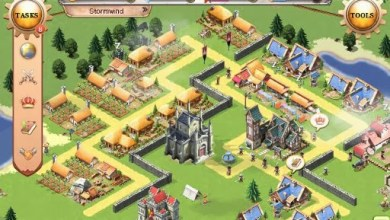 kingdoms and lords small city - أفضل الألعاب الاستراتيجية للاندرويد 2020 بروابط تحميل مباشرة
