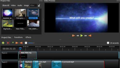 ui example - طرق تحميل افضل برامج مونتاج فيديو سهل الاستعمال 2020