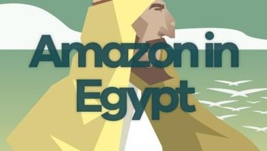 Experience buying from Amazon Egypt - تجربة شراء من امازون مصر