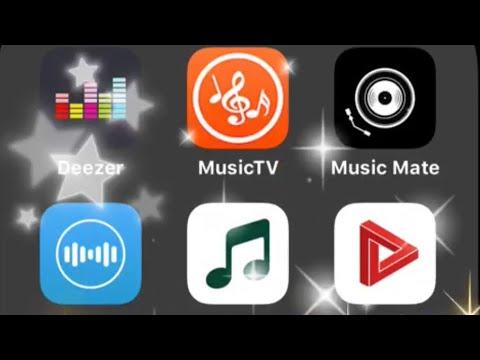 برنامج تحميل اغاني mp3 للايفون مجانا بدون نت