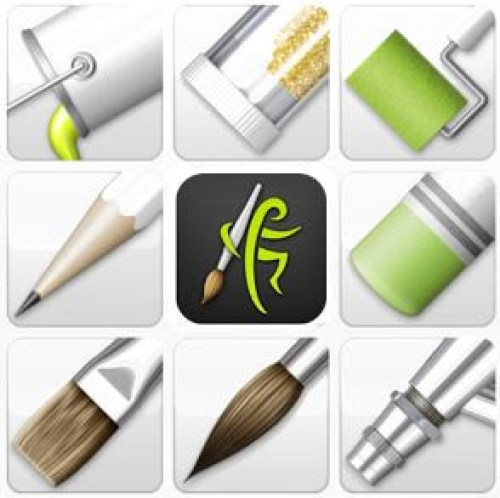 برنامج رسم للايباد برو 1 - افضل برنامج رسم للايباد برو | مميزات برنامج Procreate Paint