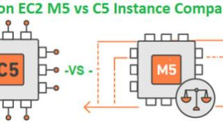 Amazon EC2 M5 v/s M4 Instance Comparison | SysAdminXpert