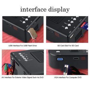 Mini Pico Projector
