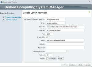 LDAP provider