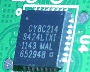 CY8C21434