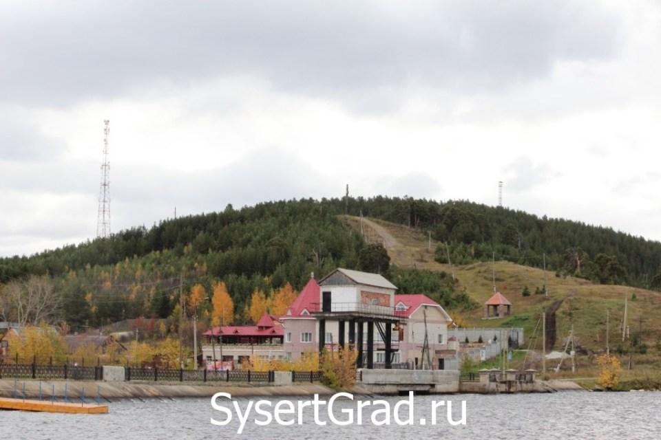 Гора Бесеновка