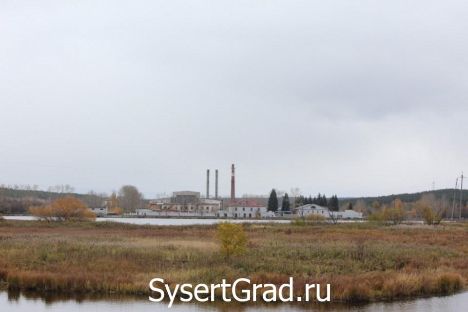 Вид на завод Уралгидромаш
