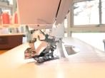Den enkelste måten å rynke mange meter tyll påer å montere et rynkeapparat på symaskinen