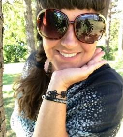 Solbriller setter alltid prikken over i'en for et antrekk - her er et par oversized som jeg bare elsker