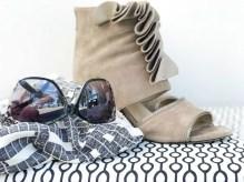 Med et par kule solbriller og favorittsko fra Sand er jeg klar for en tur på byen