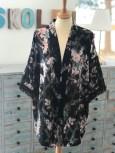 Ferdig resultat - så fornøyd med min nye kimono