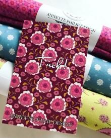 Annette er for meg innbegrepet av nordisk design med et hint av folklore - elsker hennes farger og mønstre