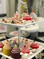 Cupcakes er festlige, men dessverre litt tørre