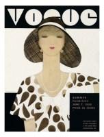 ... som denne kjolen som prydet juni-omslaget av Vouge i 1930