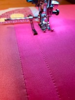 Straight Stitch Quilting