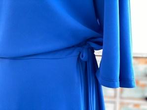 For å kunne justere kjolens vidde i livet ville jeg ha et innebygget belte.