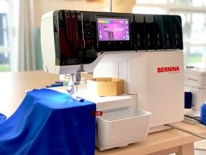 Bernina 890