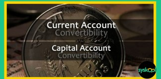 current vs capital account convertibility