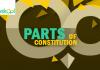 parts of constitution