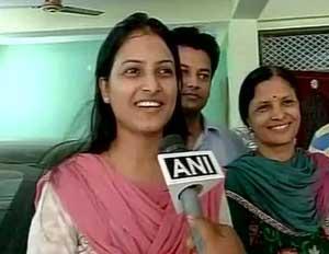 nidhi gupta topper interview