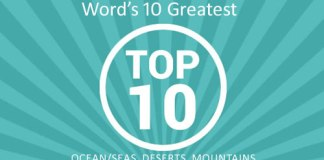 world's 10 greatest
