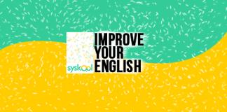 improve english