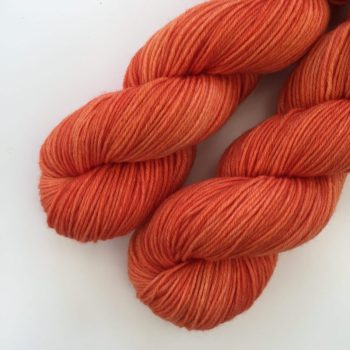 Sysleriget Sock Hot Orange