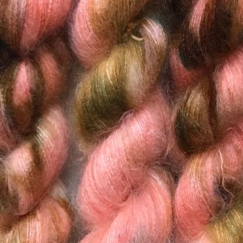 Sysleriget Silk Mohair Lucky for You