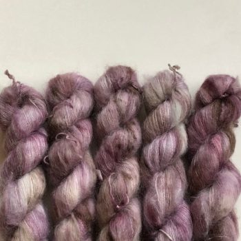 Sysleriget Silk Mohair Fuse