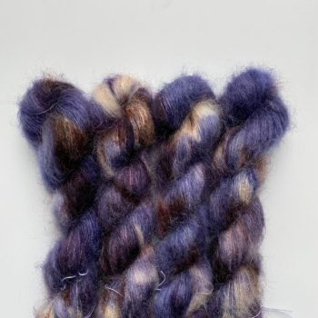 Sysleriget Silk Mohair In the Moonlight