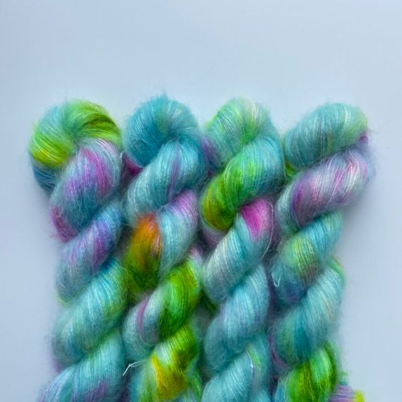Sysleriget Silk Mohair Mermaid