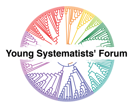 Young Systematists' Forum Logo, Image by K. Siu Ting.