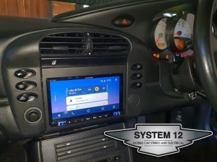 Alpine iLXE702 with Android Auto