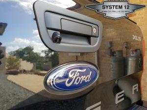 Ford Ranger 2016 reverse camera integration