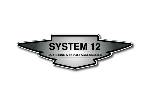 system 12 logo