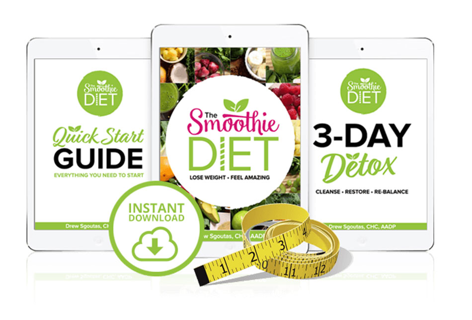 The Smoothie Diet Review 21 Days Rapid Weight Loss Method Works