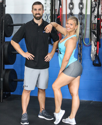 Unlock Your Glutes By Brian and Amanda