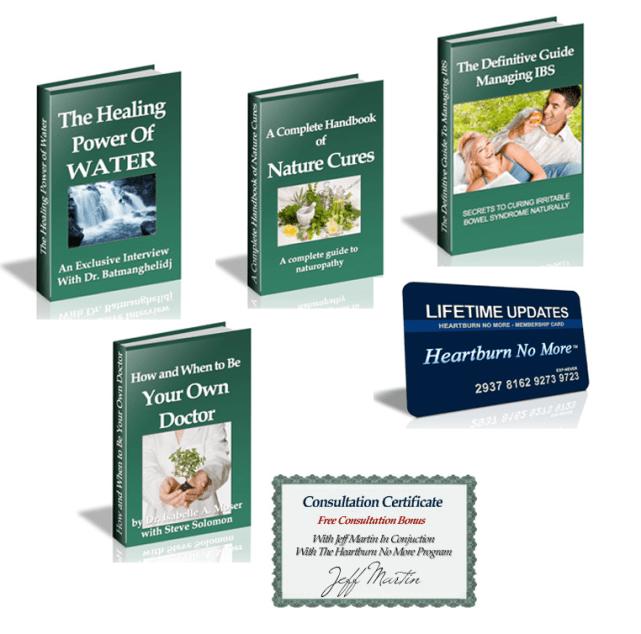 heartburn no more full pdf free download