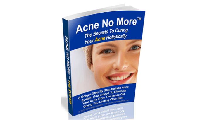 Acne No More review
