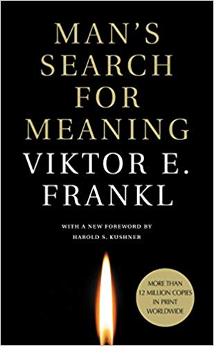 Man's searching for meaning