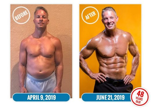 Over 40 Keto Solution customer Review